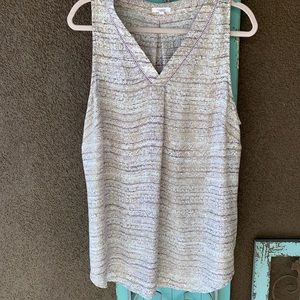 Maurices plus size sheer tank top 1